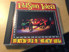 Dysfunctonal Songs for Codependent Addicts by Poison Idea cd (Tim Kerr)