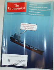 The Economist Magazine India In Trouble June 2012 010915R