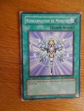 Carte Yu Gi Oh ! Réincarnation de monstre 5DS1-FR026