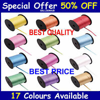 Curling Balloon Ribbon Colour Ballons String all colors party birthday baloons