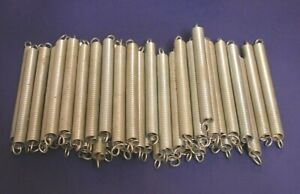 """50 EXTENSION SPRINGS 5 15/16"""" x 1/2"""""""