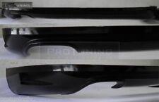 VW Passat B6 3C 05-10 Rear Bumper spoiler R-line lip Valance R36 R Line Diffuser