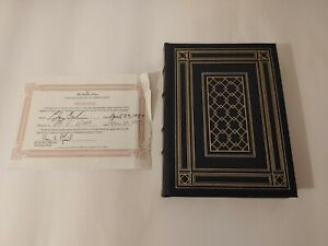 Easton Press Signed First Edition-Brain Droppings by George Carlin