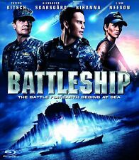 Battleship (Blu-ray, 2012) FREE SHIPPING