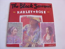 The Black Sorrows ‎– Harley + Rose    CD Single
