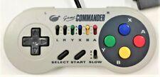 HORI Game Commander Gamepad Controller for Super Nintendo SNES TESTED
