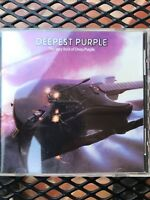 Deepest Purple: The Very Best of Deep Purple by Deep Purple (CD)