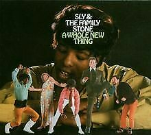 A Whole New Thing von Sly & the Family Stone | CD | Zustand gut