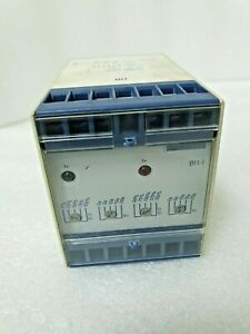 SEG Woodward BI1-1 Time overcurrent relay,Unused,Germany^95782