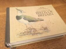 Readers Digest Nature Lovers Library Field Guide to The BIRDS OF BRITAIN