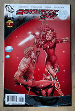 BRIGHTEST DAY #19 1ST PRINT GARY FRANK AQUAMAN VARIANT COVER (2011)