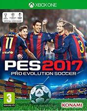 PRO EVOLUTION SOCCER 2017 17 XBOX ONE PAL ESPAÑA PES 2017 17 NUEVO PRECINTADO