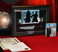 Huge BOURNE SUPREMACY Prop KNIFE, MATT DAMON Signed Autograph, COA, DVD, UACC