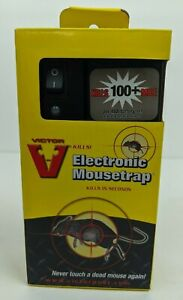 New Victor Electronic Mouse Trap M2324S