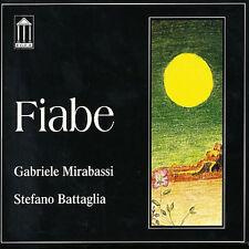 DODI BATTAGLIA/STEFANO BATTAGLIA/GABRIELE MIRABASSI - FIABE NEW CD