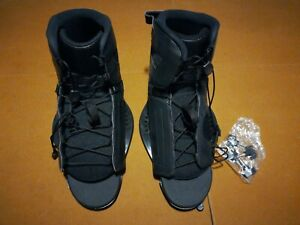 WAKEBOARD BOOTS BINDINGS MEN'S L/XL 10-13 NEW/OLD STOCK