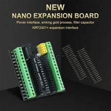 Nrf2401 Terminal Expansion Adapter Board Atmega328p Nano V30 Avr For Arduino