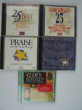 Contemporary Christian Praise & Worship 5xCD Lot #1