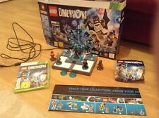 lego dimensions xbox360 starter pack plus extras