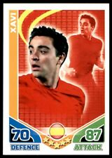 Match Attax England 2010 - Xavi Spain No. 229