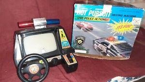 Gioco Elettronico Vintage Anni 80 Polizia ABC Toys China