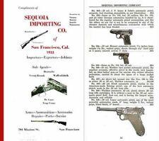 Sequoia Importing 1933