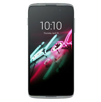 NEW! ALCATEL ONETOUCH Idol 3 6039S - 2GB - Dark Gray (Unlocked) Smartphone
