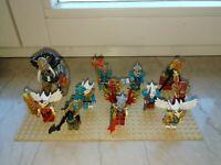 Lego Legends Of Chima Figuren Sammlung Konvolut kg