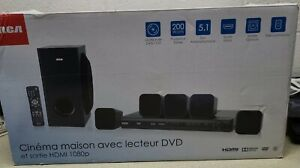 RCA RTD3276H Surround Sound DVD Home Theater Speakers New - SPEAKERS ONLY!!!