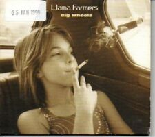 (AI438) Llama Farmers, Big Wheels - 1999 CD