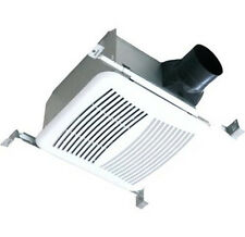 Bathroom Fan Shower Fan Super Quite Exhaust  Fan And Heater Combination 110 Cfm