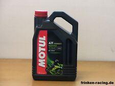 7,23€/l Motul 5000 SAE 10W-40 4 Ltr teilsynthetisches Premium Motorrad Motoröl