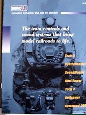 Catalogo MRC centraline digiltali elettroniche per treni - Tr.5