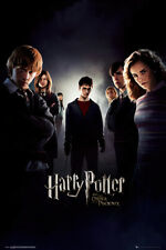 Harry Potter And The Order Of The Phoenix - Movie Poster (Regular Style)
