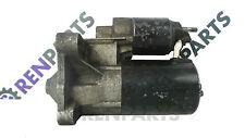 RENAULT SCENIC I Rx4 1999-2003 2.0 16v F4R MANUALE + unità motore di avviamento solenoide