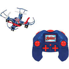 Marvel Avengers Captain America Micro Drone 4.5-Channel 2.4GHz RC ( 2 Day Ship)