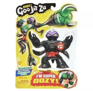 Heroes of Goo Jit Zu Water Blast Hero Pack Scorpius The Scorpion