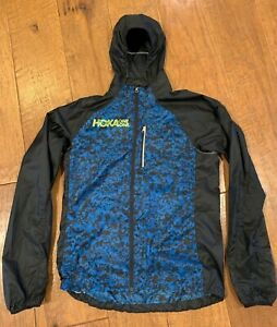 Hoka One One Running Hooded Jacket Mens Size M