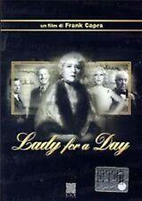 DVD LADY FOR A DAY SIGNORA PER UN GIORNO Frank Capra ...NUOVO