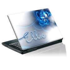 TaylorHe Calcomanía Vinilo Piel Etiqueta Engomada de la portátil personalizada con tu nombre P94