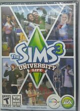THE SIMS 3 UNIVERSITY LIFE Limited Edition
