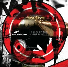 THURSDAY ~ A City By The Light Divided [BONUS VIDEO] ~ CD Album VGC ~ FREE POST!