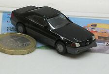02515: MERCEDES BENZ 500 SL (high tech) Noir