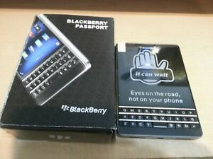 BlackBerry Passport - 32GB - Black (ATT