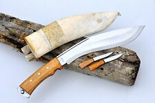 Genuine Gurkha Kukri - AEOF Afghan Kukri, Authentic British Gurkha Afghan Issue