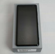 Sony XPERIA xz3 h9436 BLACK/NERO DUAL SIM ** COME NUOVO **