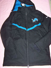 Nike Men's Detroit Lions Parka Jacket NWT Medium