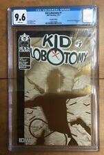 Kid Lobotomy #1 Recalled Edition CGC 9.6 1260752008