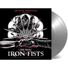 Various Artists - The Man With The Iron Fists Coloured Vinyl LPX2 Limited Ed New