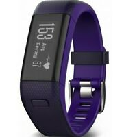 Garmin vivosmart HR Plus - Purple with Elevate Wrist HRM Technology 010-01955-31